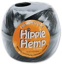 Premium Quality Hippie Hemp Cord 20# 380 Feet/Pkg-Black by Pepperell: Product Image