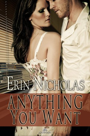 Goddess Fish Blog Tour Review: Anything You Want by Erin Nicholas