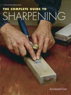 Download free epub ebooks for blackberry The Complete Guide to Sharpening