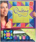 Quilting Book Kit by Klutz: Product Image