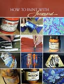 Jacquard Books-How To Paint With Jacquard by Jacquard Products: Product Image