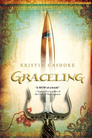 Kristin Cashore - Graceling Reviews