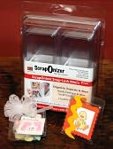 ScrapOnizer Snap-Lock Mini Containers 8/Pkg by Scraponizer: Product Image
