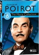 Agatha Christie's Poirot: The Movie Collection - Set 6 with David Suchet