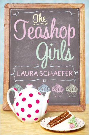 La série The Teashop Girls de Laura Schaefer  102450051