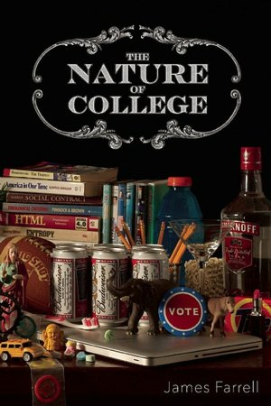 The Nature of College cover