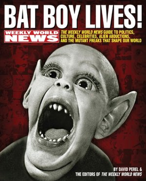 bat boy art joke
