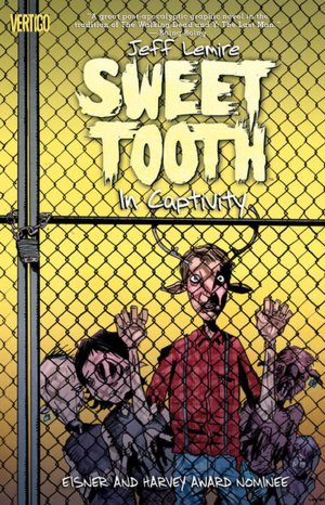 Free downloads for audio books Sweet Tooth Vol. 2: In Captivity 9781401228545 (English literature) by Jeff Lemire