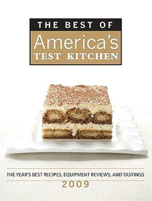 Best of America's Test Kitchen 2009