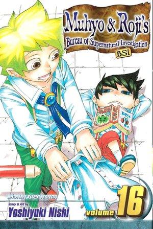 Ebook free pdf download Muhyo & Roji's Bureau of Supernatural Investigation, Volume 16