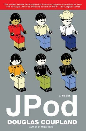 Free ebook download for ipad 3 JPod: A Novel in English RTF by Douglas Coupland