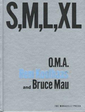 S, M, L, XL: Small, Medium, Large, Extra Large
