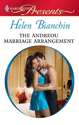 The Andreou Marriage Arrangement (Harlequin Presents #2941)