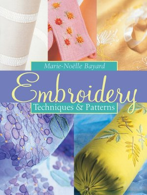 EMBROIDERY STITCHES BY MARY WEBB - Embroidery Designs
