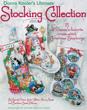 Dimensions Holiday Stockings - Christmas Eve Fun Stocking Counted