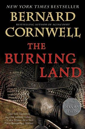 The Burning Land (Saxon Tales #5)
