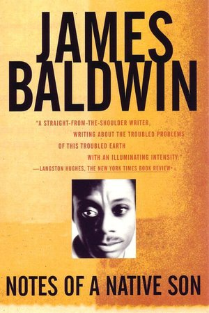 Good books download ibooks Notes of a Native Son by James Baldwin
