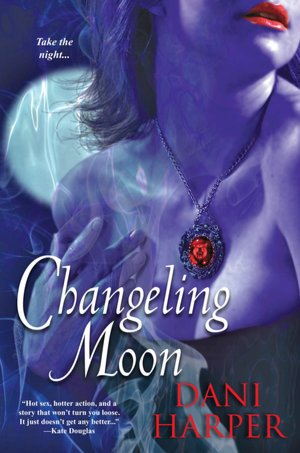 Dani Harper Changeling Moon