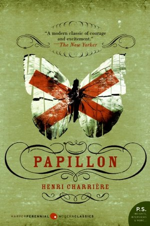 Easy english books free download Papillon by Henri Charriere English version  9780061120664