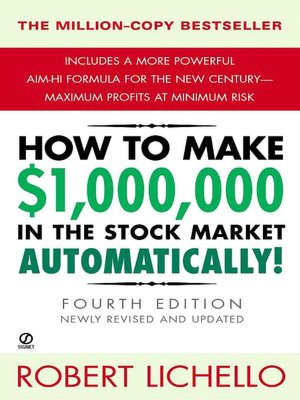 How to Make $1,000,000 in the Stock Market Automatically!