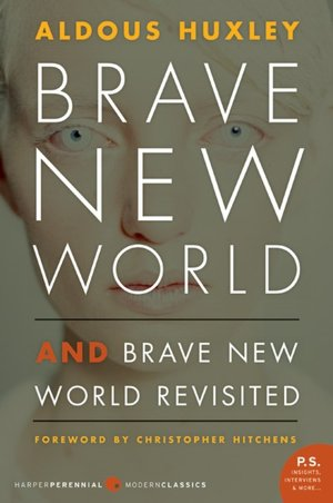 Free downloadable books for phone Brave New World and Brave New World Revisited 9780060776091