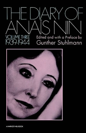 Free ebooks download for android Diary Of Anais Nin Vol 3 1939-1944