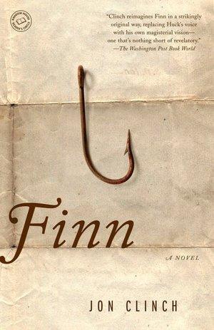 Finch, a novel