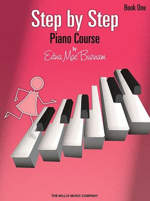 Free books to download for android Step by Step Piano Course 9780877180364