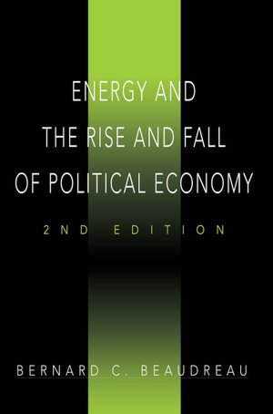 Energy and the Rise and Fall of Political Economy cover