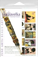 Lisa Pavelka Waterslide Transfer Set-Fine Arts-Over 40 by JHB: Product Image
