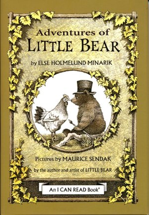 Adventures of Little Bear (I Can Read Series)