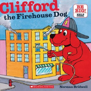Clifford The Firehouse Dog