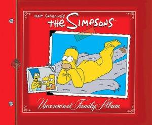 Simpsons: Uncensored Family Album