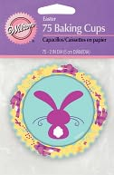 Baking Cups-Sweet Spring 75/Pkg-Standard by Wilton: Product Image