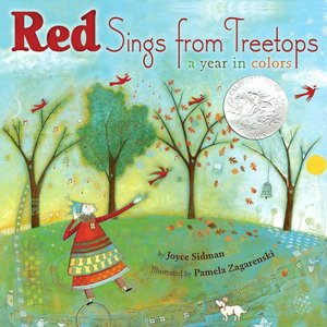Red Sings from Treetops: A Year in Colors