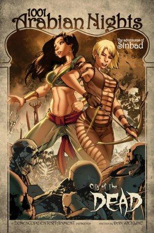 1001 Arabian Nights: The Adventures of Sinbad, Volume 2