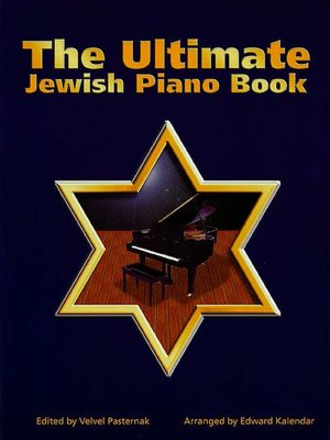 Mobile ebook downloads The Ultimate Jewish Piano Book: (Sheet Music) (English Edition)