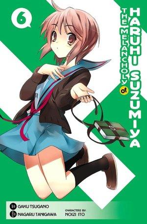 Free google ebooks download The Melancholy of Haruhi Suzumiya, Volume 6