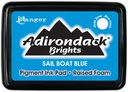Adirondack Brights Pigment Inkpads-Sailboat Blue by Ranger: Product Image