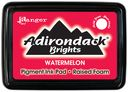 Adirondack Brights Pigment Inkpads-Watermelon by Ranger: Product Image