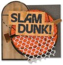 Basketball Lil' Stack 3-D Sticker-Slam Dunk by Karen Foster: Product Image