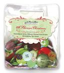 Bag-O-Buttons 6 Ounces-A Rhonna Christmas by Autumn Leaves: Product Image