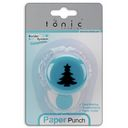 Border Punch System Border Punches-Holiday Christmas Tree by Tonic Studios: Product Image