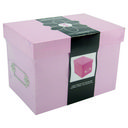 Sizzix Storage Box Large-Pink by Sizzix: Product Image