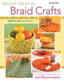 Braid Craft Books-Bright Ideas In Braid Craft by Braidcraft: Product Image