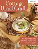 Braid Craft Books-Cottage Braid Craft by Braidcraft: Product Image
