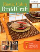Braid Craft Books-Rustic Cabin Braid Craft by Braidcraft: Product Image