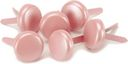 Bazzill Bling Brads 10mm 18/Pkg-In The Pink by Bazzill: Product Image