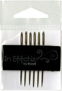 Bazzill In Stitch'z Needles 6/Pkg by Bazzill: Product Image
