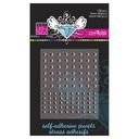 Bazzill Self-Adhesive Jewels 3mm &amp; 4mm Mix 108/Pkg-Chablis by Bazzill: Product Image